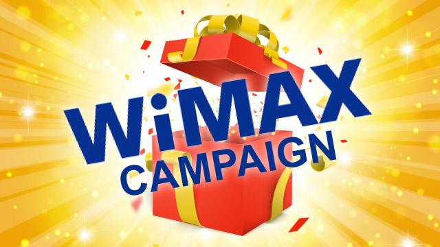 WiMAXのキャンペーンをプロバイダ別で比較!1番お得なキャンペーンを紹介